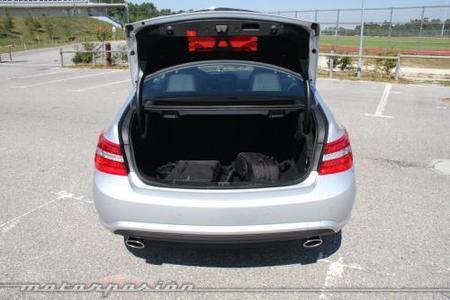 Mercedes E Coupé 350 CDI