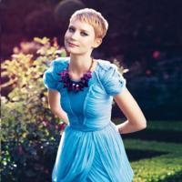 Mia Wasikowska para Teen Vogue
