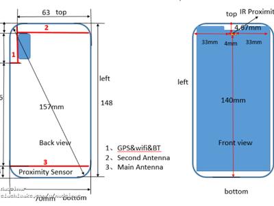 Nuevas pistas sobre el futuro Huawei P20 Lite: desbloqueo facial y notch al estilo iPhone X