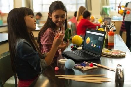 Dell Chromebook 11, la segunda generación del portátil con Chrome OS enfocado para estudiantes