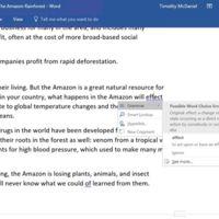 Nuevas funciones en Office: ahora Word te ayudará a escribir mejor (y otras novedades)