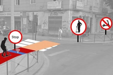 Un asfalto inteligente: la idea española para atajar el uso indiscriminado de patinetes eléctricos
