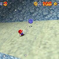Super Mario 64: cómo conseguir la estrella de las 100 monedas en Cool, Cool Mountain