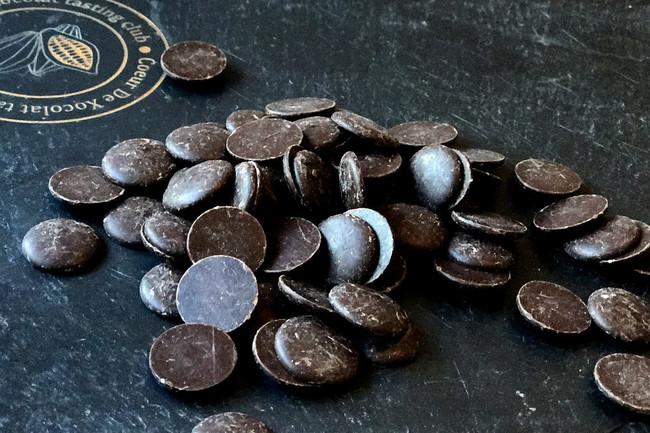 Chocolate Pastillas