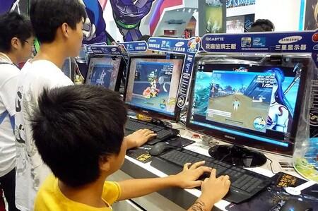 China Juegos Ninos