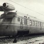 Un tren a reacción en la Unión Soviética de los años 70. ¿Qué podría salir mal?