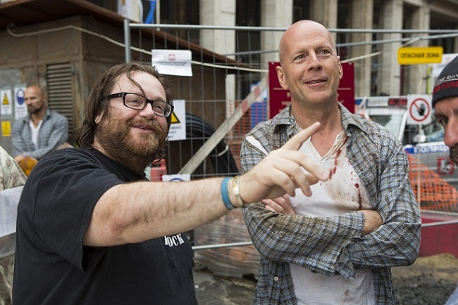 John Moore es el director de 'La jungla: Un buen día para morir'