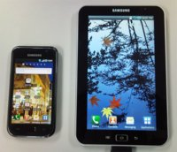 Samsung Galaxy Tab, un teléfono que además es una tablet