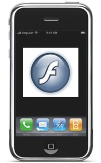 Adobe anuncia que habrá Flash para iPhone