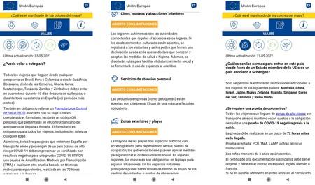 Viajar por Europa en verano: a qué países puedo ir, se usa o no mascarilla... Así es la app oficial que resuelve las dudas