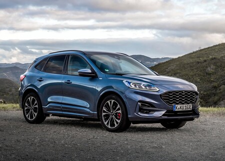 En Ford les gusta la idea de un Escape ST, pero no tienen intención de fabricarlo