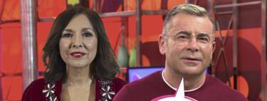 Jorge Javier Vázquez explica el motivo por el que Isabel Gemio sigue enfadada con él