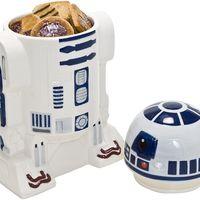Bote de galletas Star Wars, con forma de R2D2, por 23,74 euros y envío gratis
