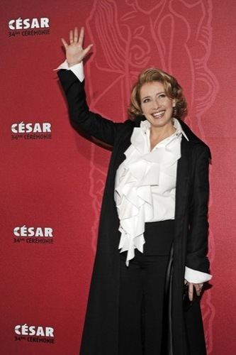 Emma Thompson en los César