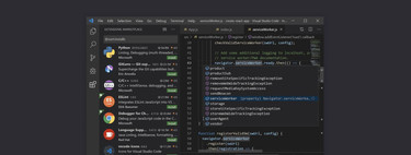 The new version of Visual Studio Code arrives loaded with news and accompanied by Python tutorials