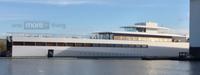 El yate que Philippe Starck diseñó para Steve Jobs