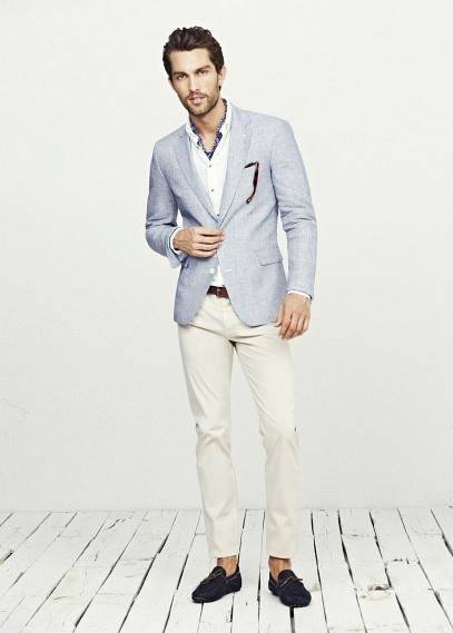 Look camisa blanca Mango