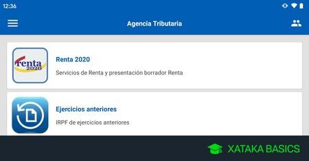 Renta 2020: cómo obtener el borrador y presentar la declaración desde tu móvil Android o iPhone