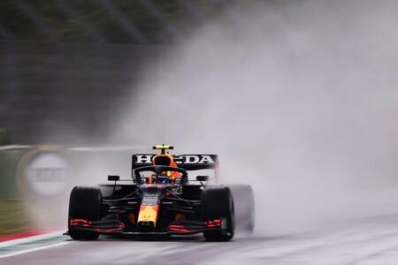Perez Imola F1 2021