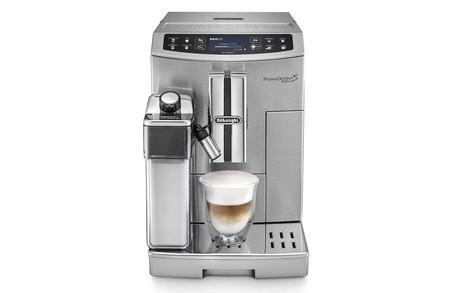 Esta cafetera se sirve de la conexión Bluetooth y el móvil para controlar la preparación del café en casa