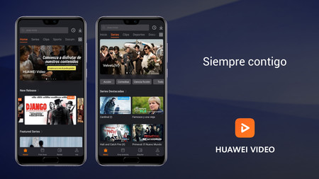 Hemos probado Huawei Video, el nuevo servicio de streaming que quiere competir contra Netflix