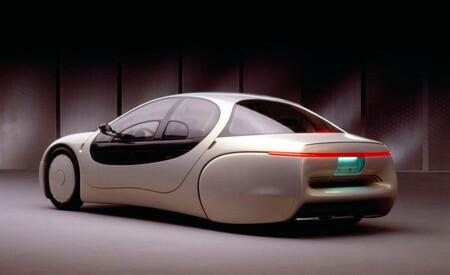 El Ultralight concept de General Motors: el coche policía y autónomo de 'Demolition Man'