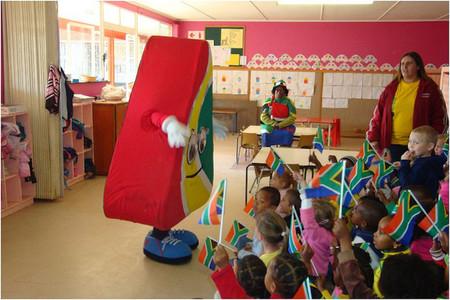 Niños Educación Vial 3
