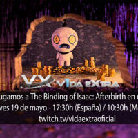 Jugamos en directo a The Binding of Isaac: Afterbirth a partir de las 17:30h (finalizado)