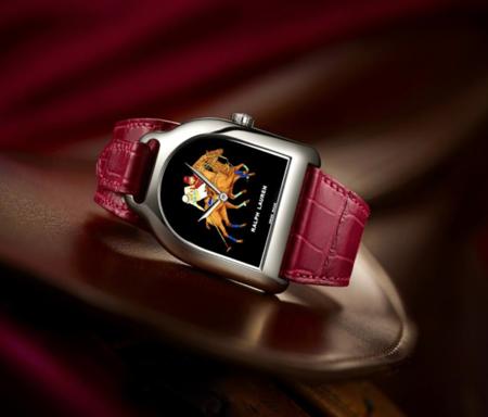 7743f84d980f Ralph Lauren fabrica sólo dos ejemplares de su reloj Stirrup Enamel ...