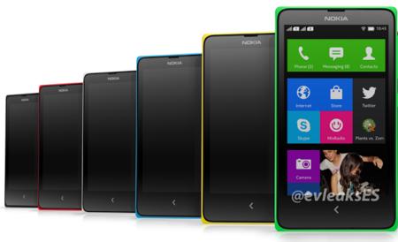 Nokia Normandy muestra su colorido y pantalla de inicio, ¿seguirá vivo?