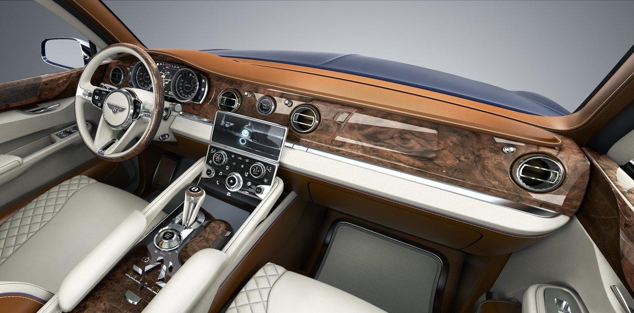 Foto de Bentley EXP 9 F (6/9)