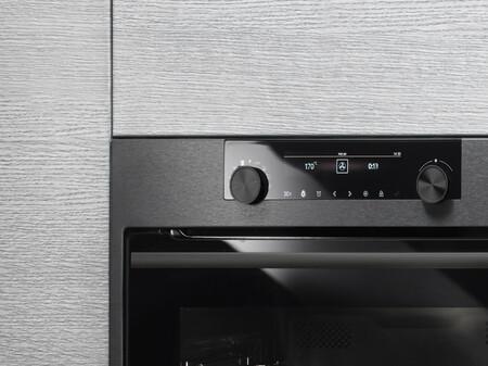 Asko Amb Craft Kitchen Ovens Close Up 1 Less Blue