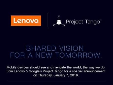 Lenovo Tango 1