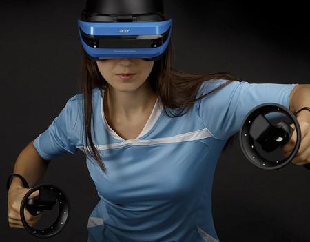 Análisis del Acer Mixed Reality, la puerta de entrada a la realidad virtual según Microsoft