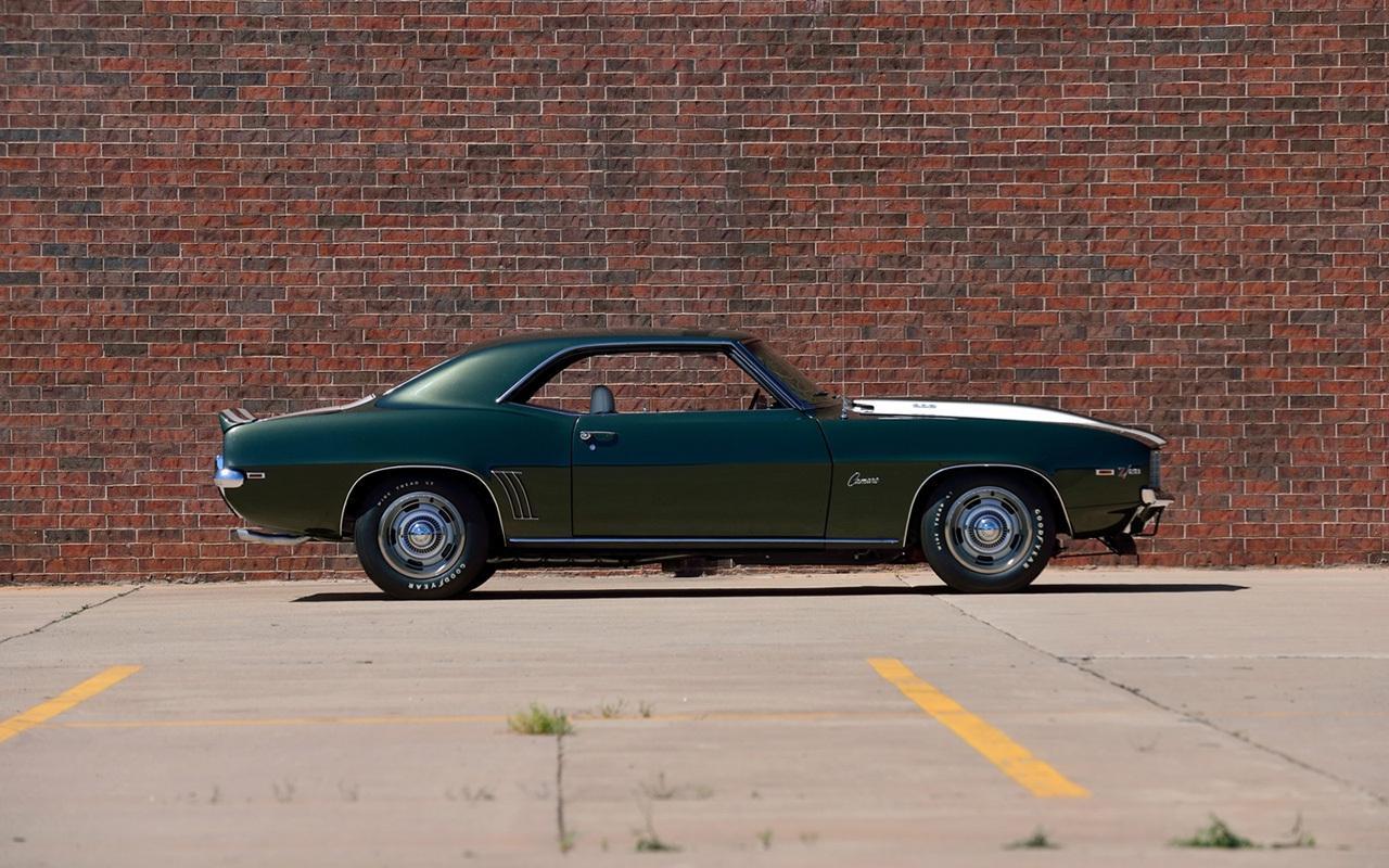 Foto de Chevrolet Camaro Z28 de 1969 (4/12)