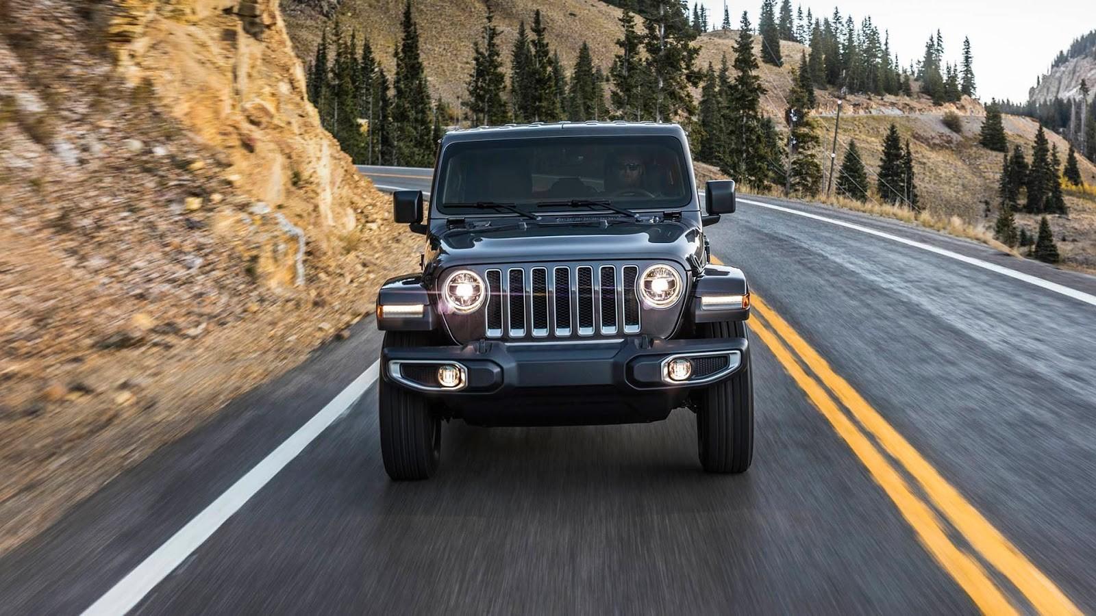 Foto de Jeep Wrangler 2018 (12/114)
