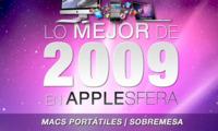 Lo mejor del 2009 en Applesfera: Macs portátiles y sobremesa