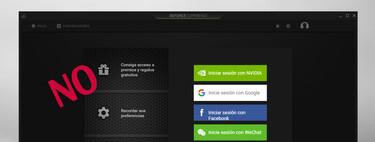 Actualiza tus drivers de Nvidia sin tener que instalar la GeForce Experience y darle tus datos