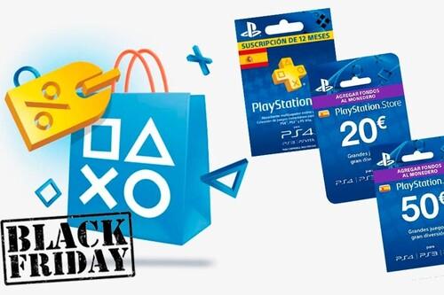Black Friday 2020: ahorra en saldo PSN y en las suscripciones a PS Plus de tu PlayStation con estas ofertas en eBay