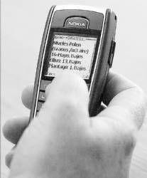 SMS gratuitos para conocer el nivel de polen