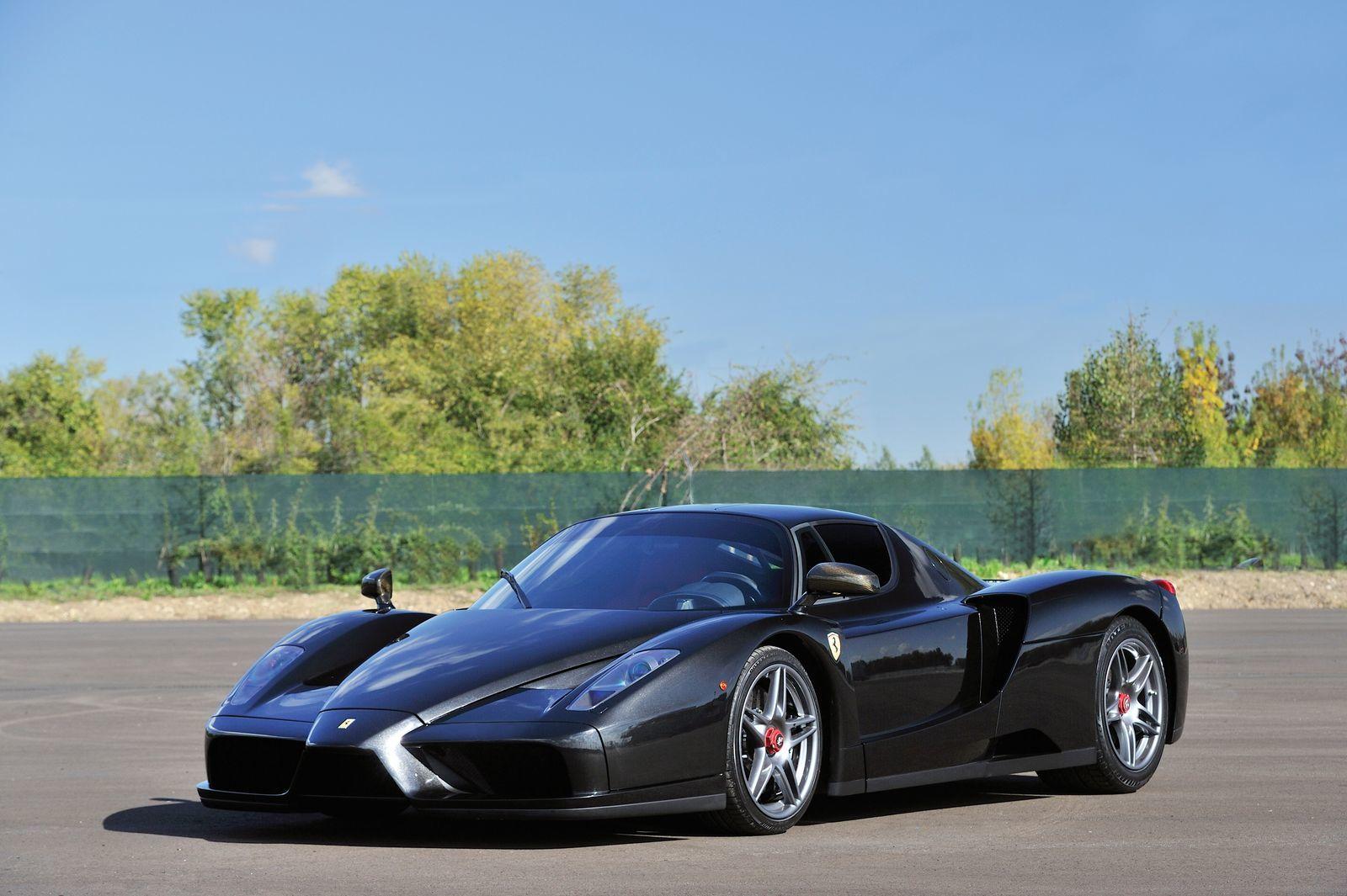 Foto de Ferrari Enzo subasta (1/27)