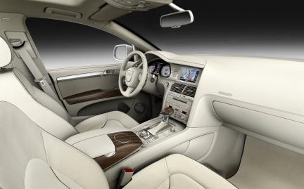 "Audi Q7 coastline, el ""yate"" V12"