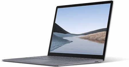 "Microsoft Surface Laptop 3Microsoft Surface Laptop 3 - Ordenador portátil de 13.5"" táctil (Intel Core i5-1035G7, 8GB RAM, 128GB SSD, Intel Graphics, Windows 10) Plata - Teclado QWERTY Español"