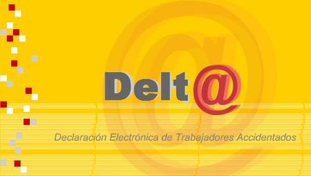 Delt@: Declaración Electrónica de Trabajadores Accidentados