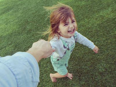 11 cosas positivas de los terribles dos años