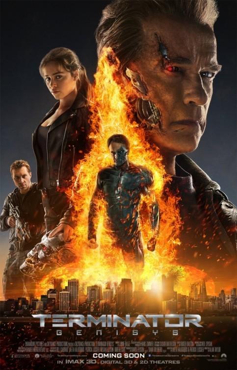 Foto de 'Terminator: Génesis', carteles (9/15)