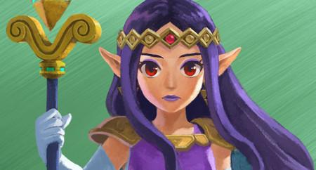 Monolith Soft participó en el desarrollo de The Legend of Zelda: A Link Between Worlds