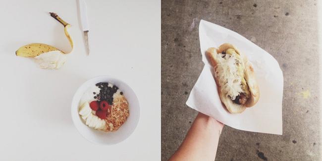 Comida minimalista 1