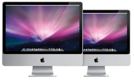 Los iMac también se actualizan