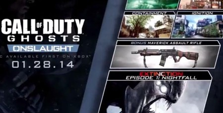 Primer video del DLC Onslaught de Call of Duty Ghosts
